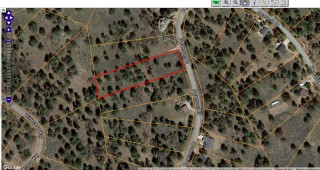 1.39 Acres for Sale in Tehachapi, CA