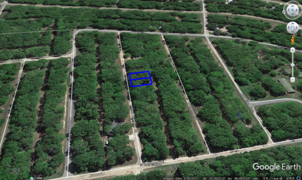 2 Lots for Sale in Mabank, TX
