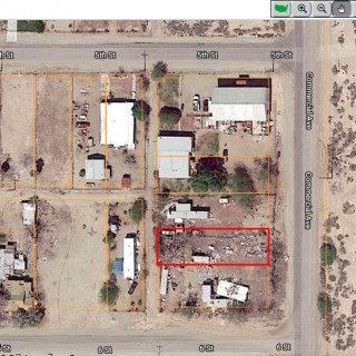 0.18 Acres for Sale in Niland, CA