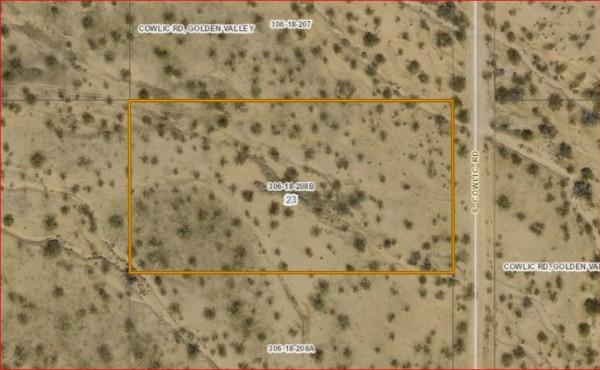 1.17 Acres for Sale in Golden Valley, AZ