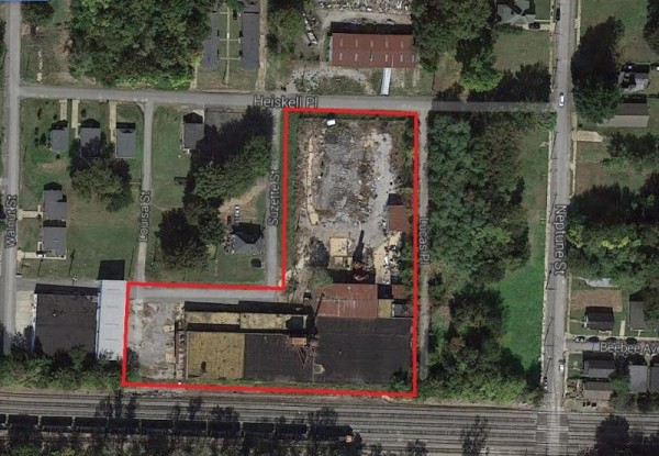 2.77 Acres for Sale in Memphis, TN
