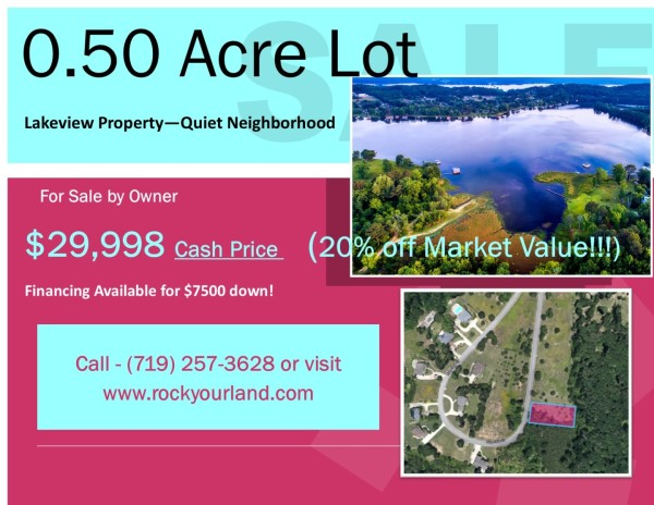 0.5 Acres for Sale in Guntersville, AL