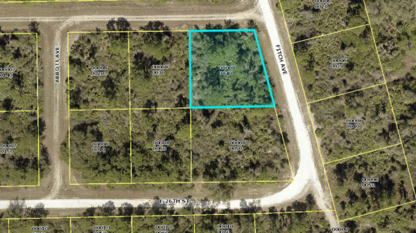 0.36 Acres for Sale in Alva, FL