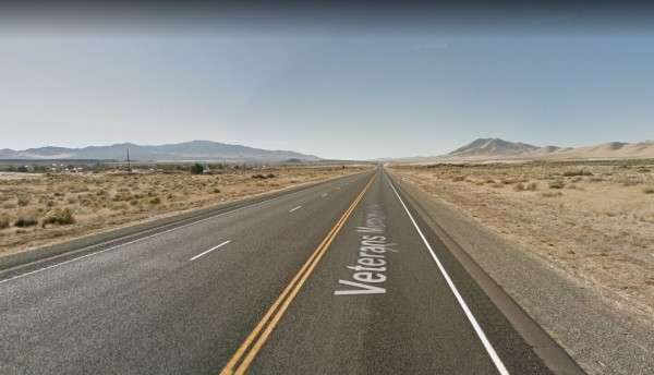 US 95 nearby