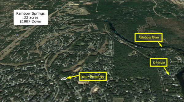 0.33 Acres for Sale in Dunnellon, FL