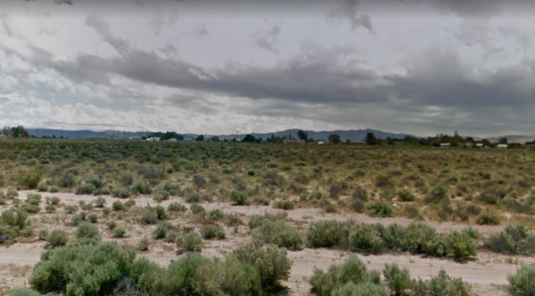 2.46 Acres for Sale in Inyokern, CA