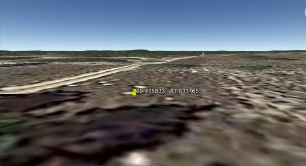 Lot 176 Google earth view