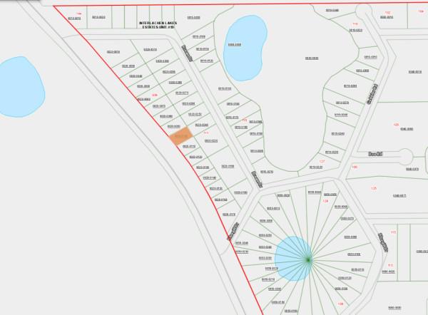 Plat Map I