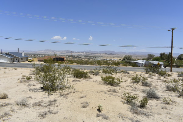 0.33 Acres for Sale in Twentynine Palms, CA