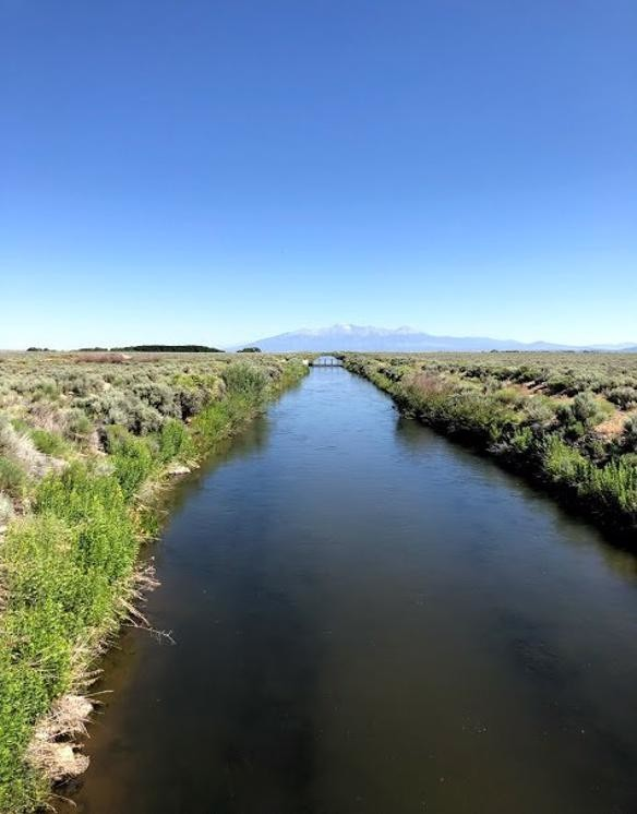 6.1 Acres for Sale in Sanford, CO