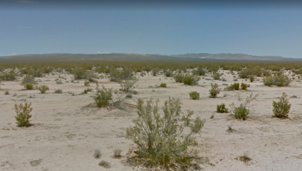 20 Acres for Sale in California City, CA