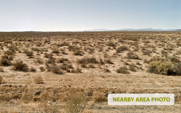 10 Acres for Sale in Barstow, CA