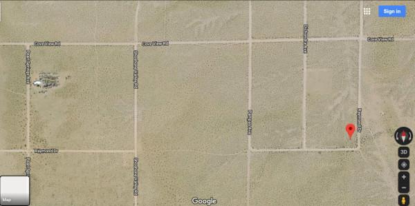2.13 Acres for Sale in Twentynine Palms, CA
