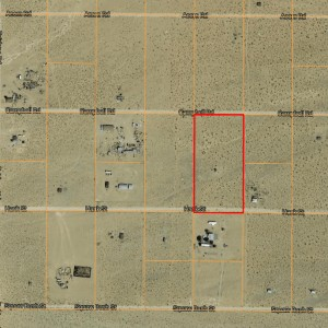 5 Acres for Sale in Lucerne Valley, CA