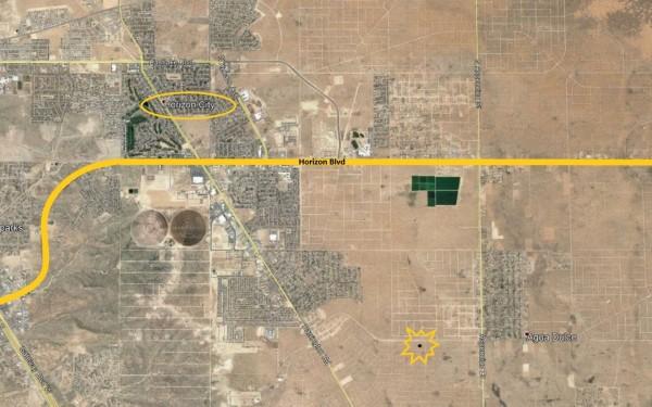 0.25 Acres for Sale in El Paso, TX