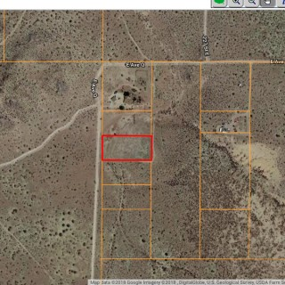 1.28 Acres for Sale in Palmdale, CA