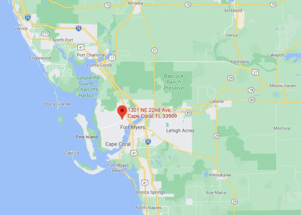 2 Lots for Sale in Cape Coral, FL