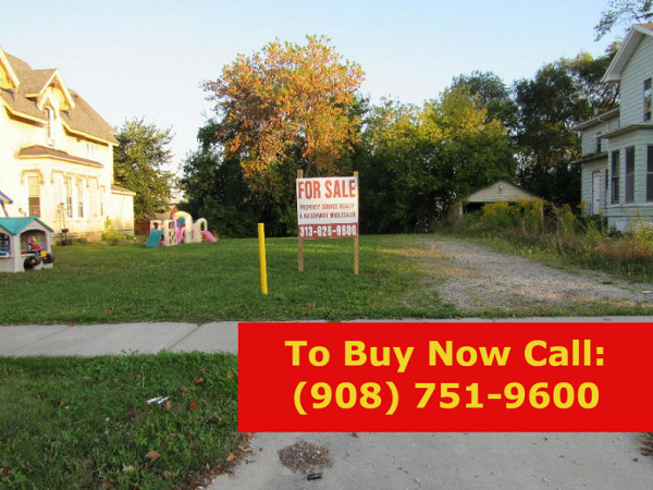 0.16 Acres for Sale in Saginaw, MI