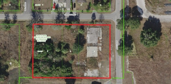 1.3 Acres for Sale in Dade City, FL
