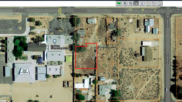0.25 Acres for Sale in Inyokern, CA