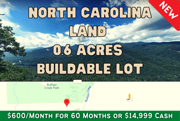 0.6 Acres for Sale in Lake Lure, NC