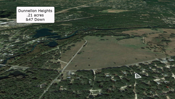 0.21 Acres for Sale in Dunnellon, FL