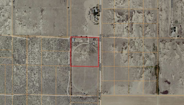 9.55 Acres for Sale in Lancaster, CA