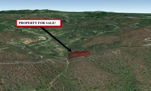 1.64 Acres for Sale in Zirconia, NC