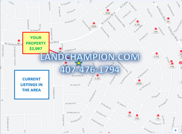 0.2 Acres for Sale in Citrus Springs, FL