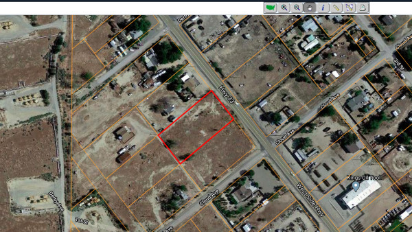 1 Acre for Sale in Fellows, CA