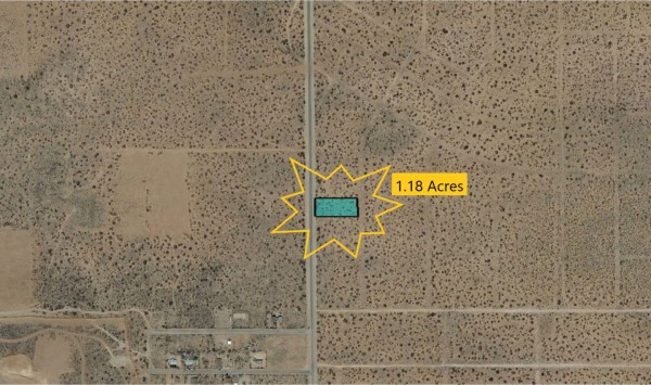 1.18 Acres for Sale in El Paso, TX