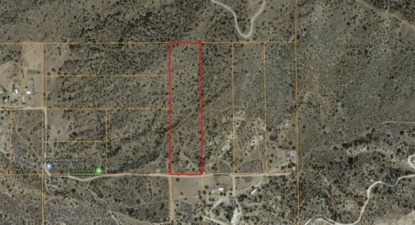 10 Acres for Sale in Acton, CA