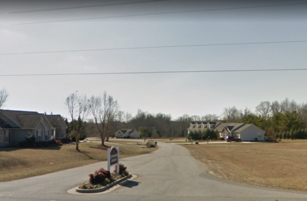 New Subdivision Across the Street