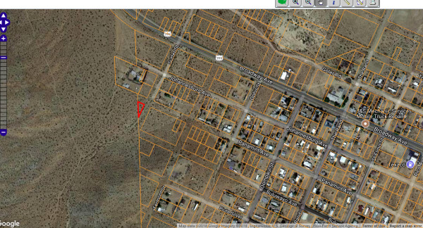 Land for Sale in Johannesburg, CA