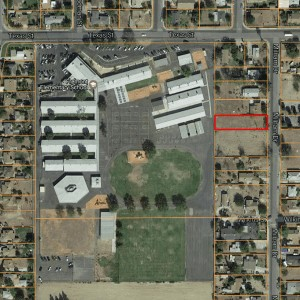 0.22 Acres for Sale in Bakersfield, CA