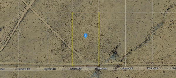 1.25 Acres for Sale in Hackberry, AZ