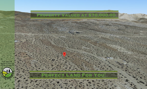 5 Acres for Sale in Adelanto, CA