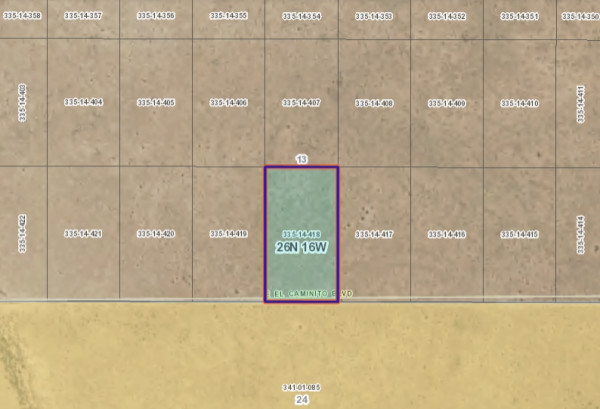 1.11 Acres for Sale in Hackberry, AZ