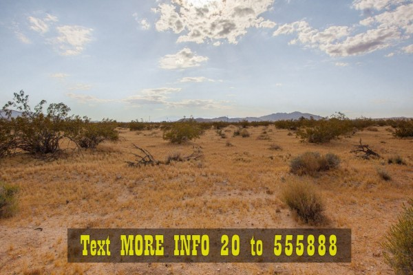 10 Acres for Sale in Twentynine Palms, CA