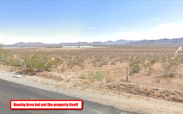1.18 Acres for Sale in Apple Valley, CA