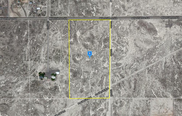 20 Acres for Sale in Battle Mountain, NV