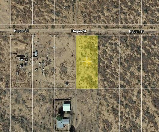 0.83 Acres for Sale in Pearce, AZ