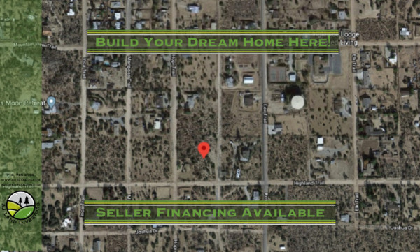 1.55 Acres for Sale in Yucca Valley, CA