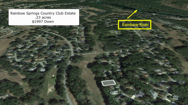 0.23 Acres for Sale in Dunnellon, FL