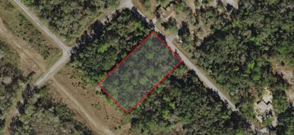 1.15 Acres for Sale in Crystal River, FL