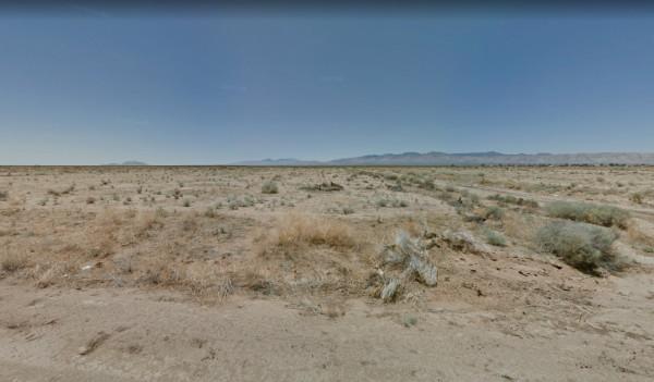 0.23 Acres for Sale in California City, CA