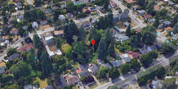0.06 Acres for Sale in Seattle, WA