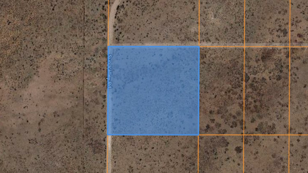 2.65 Acres for Sale in Holbrook, AZ