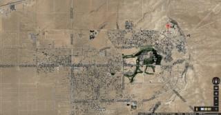 location within California City