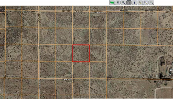 2.02 Acres for Sale in Llano, CA